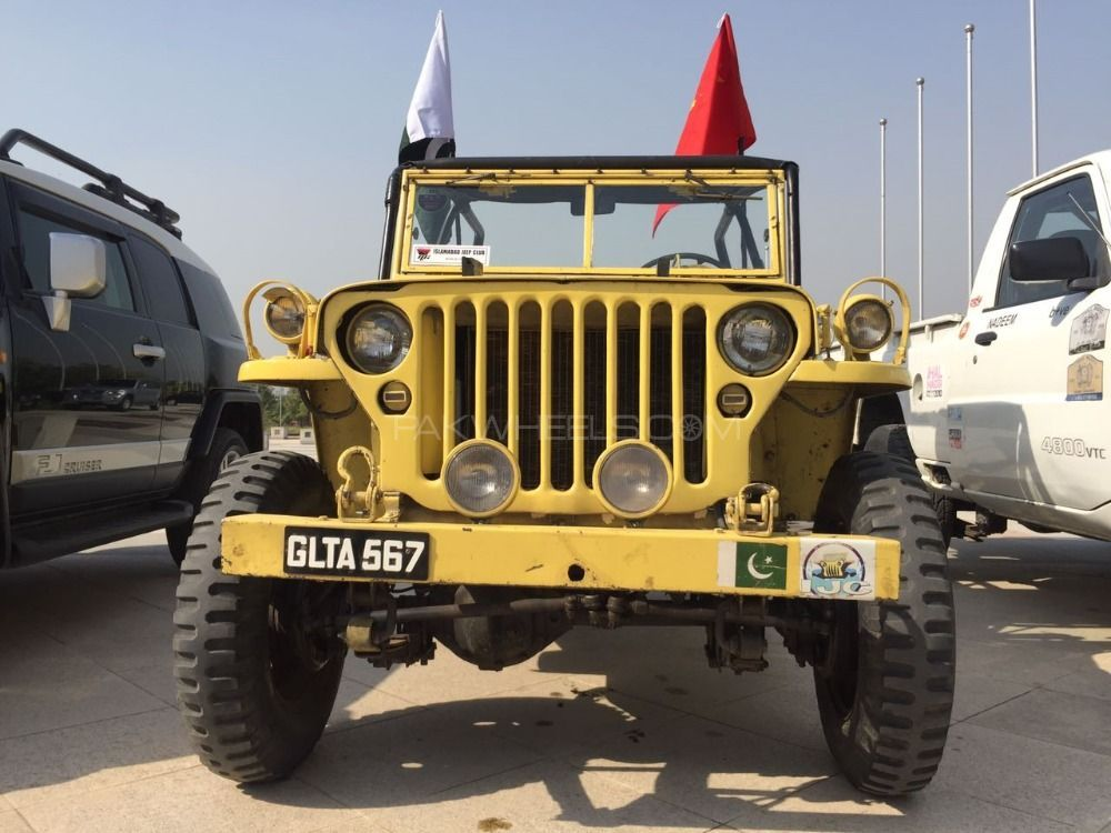 Ford Gpw - 1942  Image-1