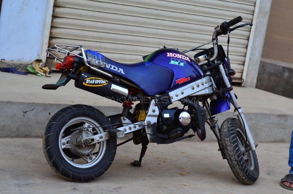 Honda 50cc - 2012  Image-1