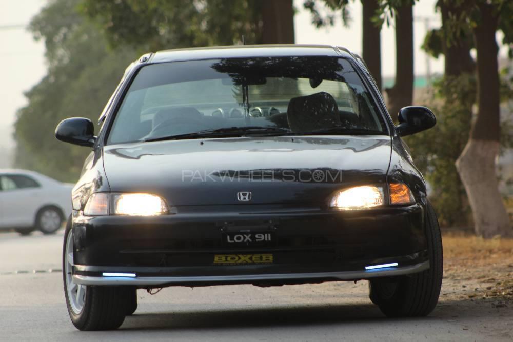 Honda Ferio - 1996  Image-1