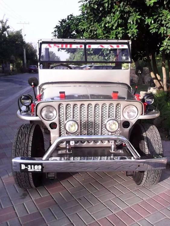 Jeep CJ 5 - 1942  Image-1
