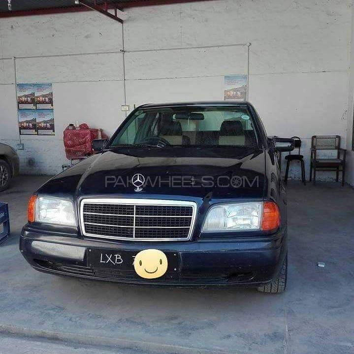 Mercedes Benz C Class - 1994  Image-1