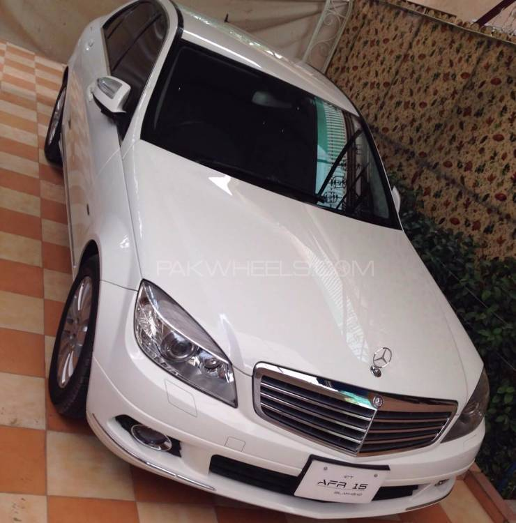 Mercedes Benz C Class - 2007  Image-1