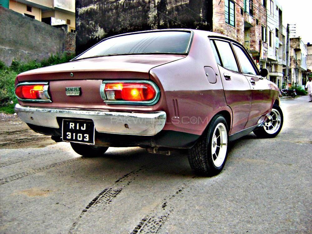 Nissan 120 Y - 1975  Image-1