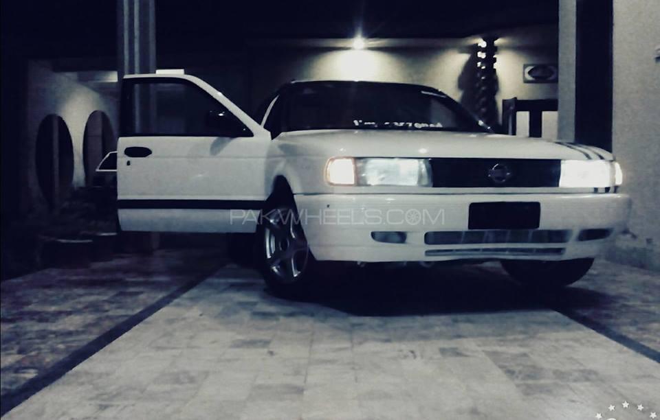 Nissan Sunny - 1991  Image-1
