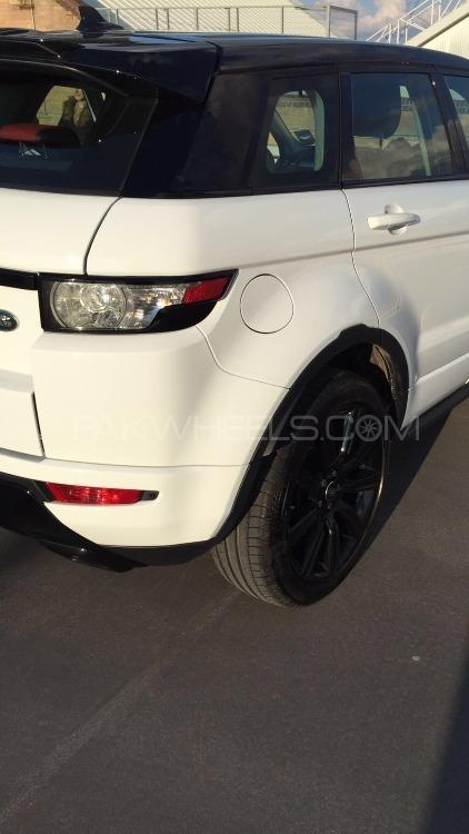 Range Rover Evoque - 2015  Image-1