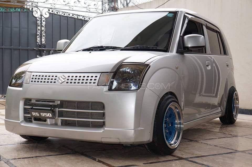 Suzuki Alto - 2007  Image-1