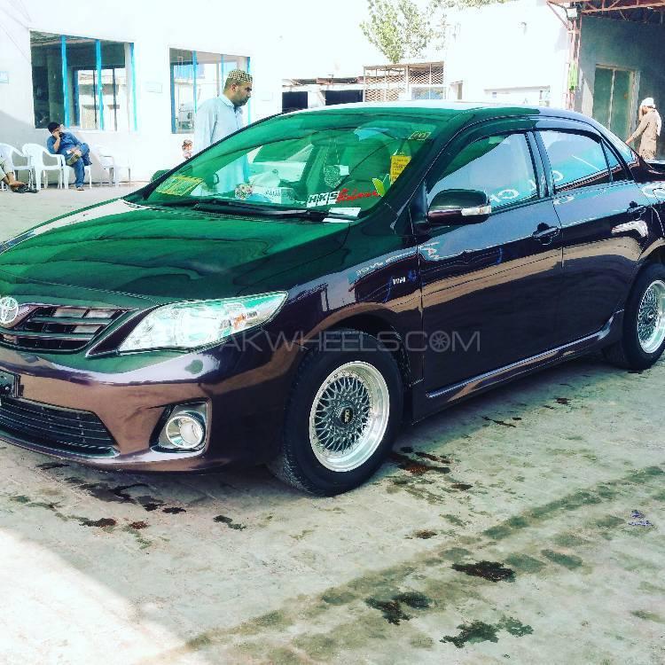 Toyota Corolla - 2013  Image-1