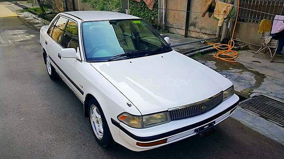 Toyota Corona - 1991  Image-1