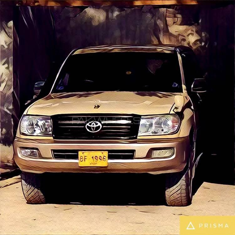 Toyota Land Cruiser - 1999  Image-1