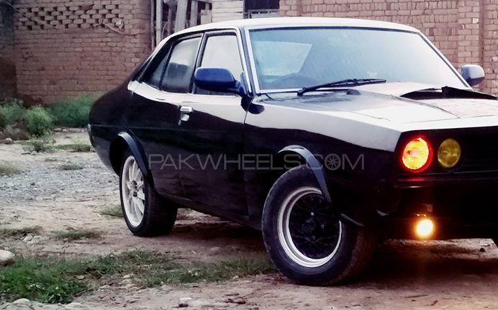 Toyota Mark II - 1976  Image-1
