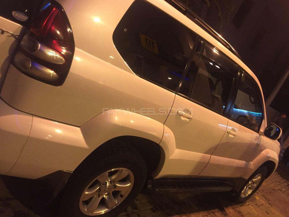 Toyota Prado - 2004 Prado Tx 45 Image-1