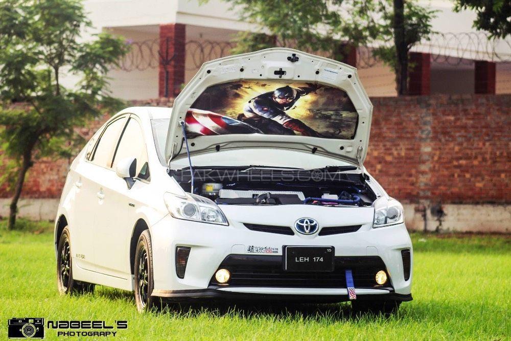 Toyota Prius - 2013  Image-1