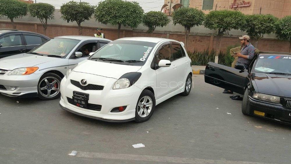 Toyota Vitz - 2008  Image-1