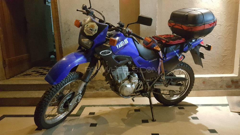 Yamaha XT660X - 2004  Image-1
