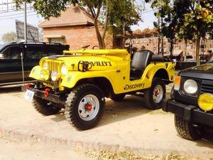 Jeep CJ-5 - 1963