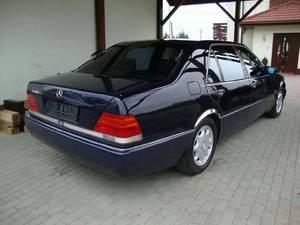 Mercedes Benz S Class - 1995