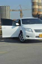Toyota Corolla Axio - 2007
