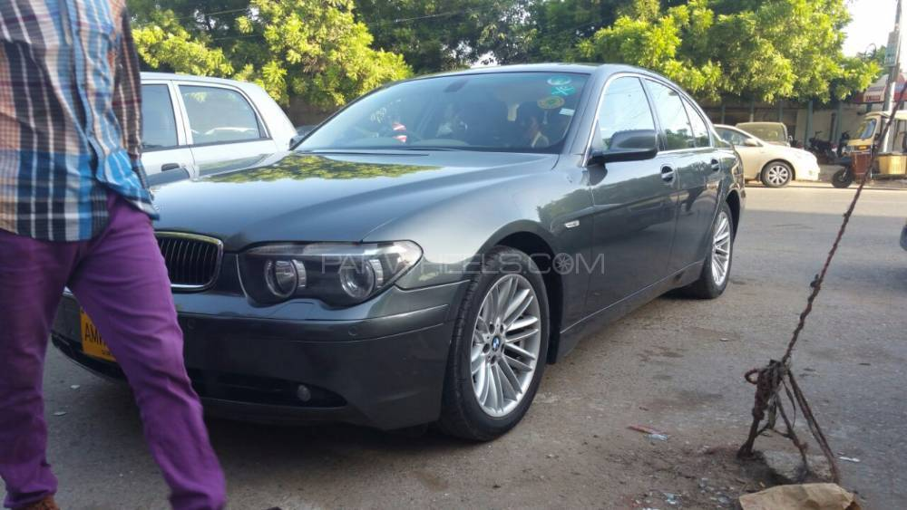 BMW 7 Series - 2006  Image-1