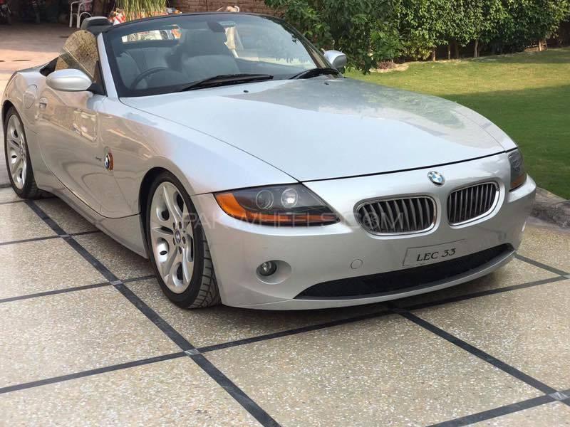 BMW Z4 - 2006  Image-1