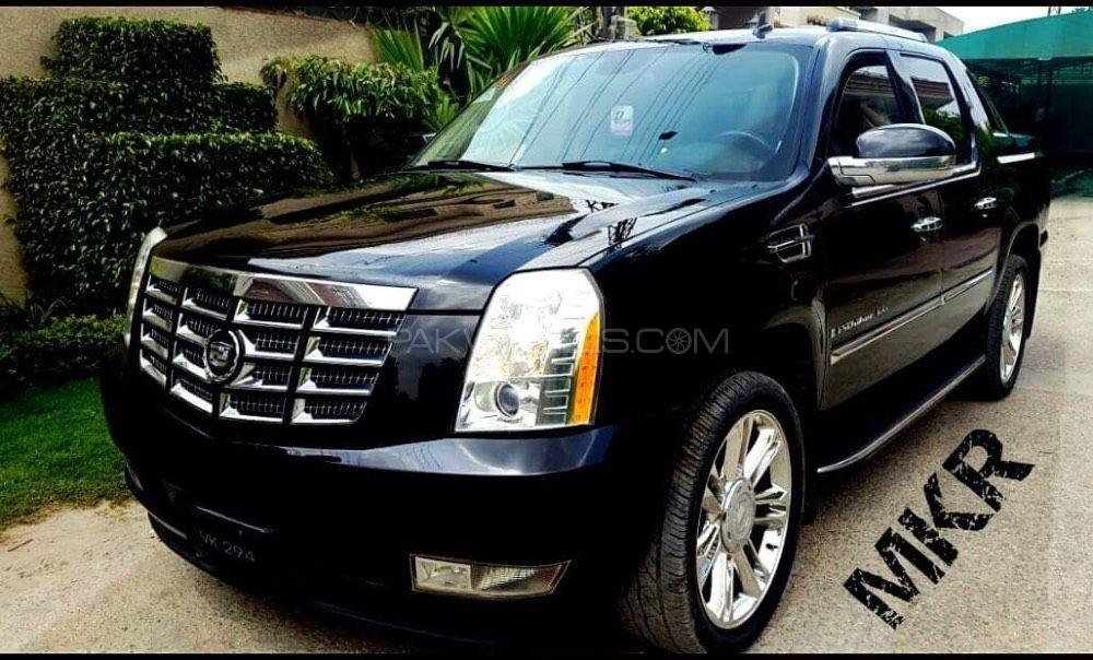 Cadillac Escalade Ext - 2008  Image-1