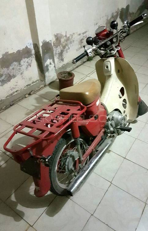 Honda 50cc - 1984  Image-1