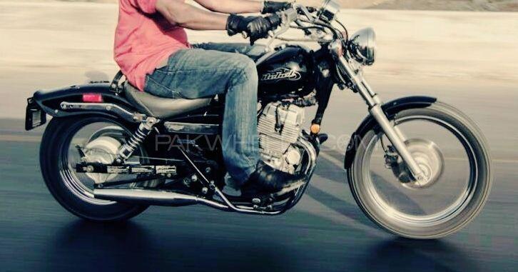 Honda Rebel - 2009  Image-1