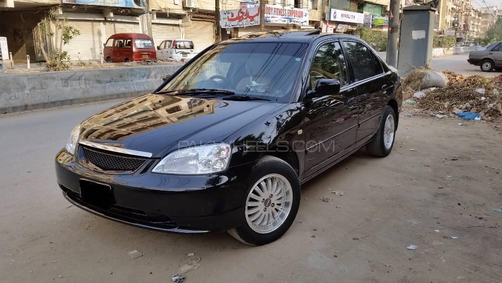Honda Civic - 2003  Image-1