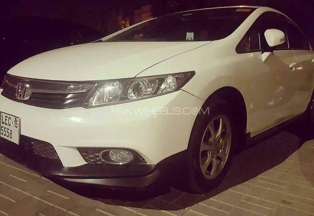 Honda Civic - 2015 Elegance  Image-1