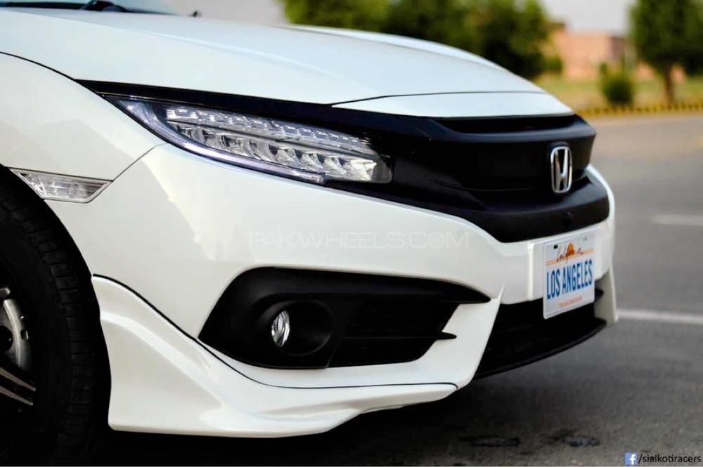 Honda Civic - 2016 los angeles Image-1