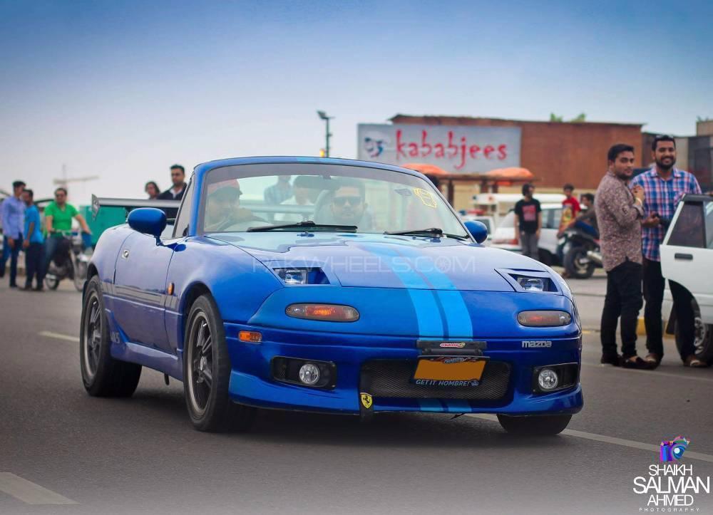 Mazda Mx5 - 1994  Image-1