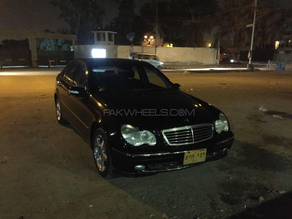 Mercedes Benz C Class - 2004 daddy  Image-1