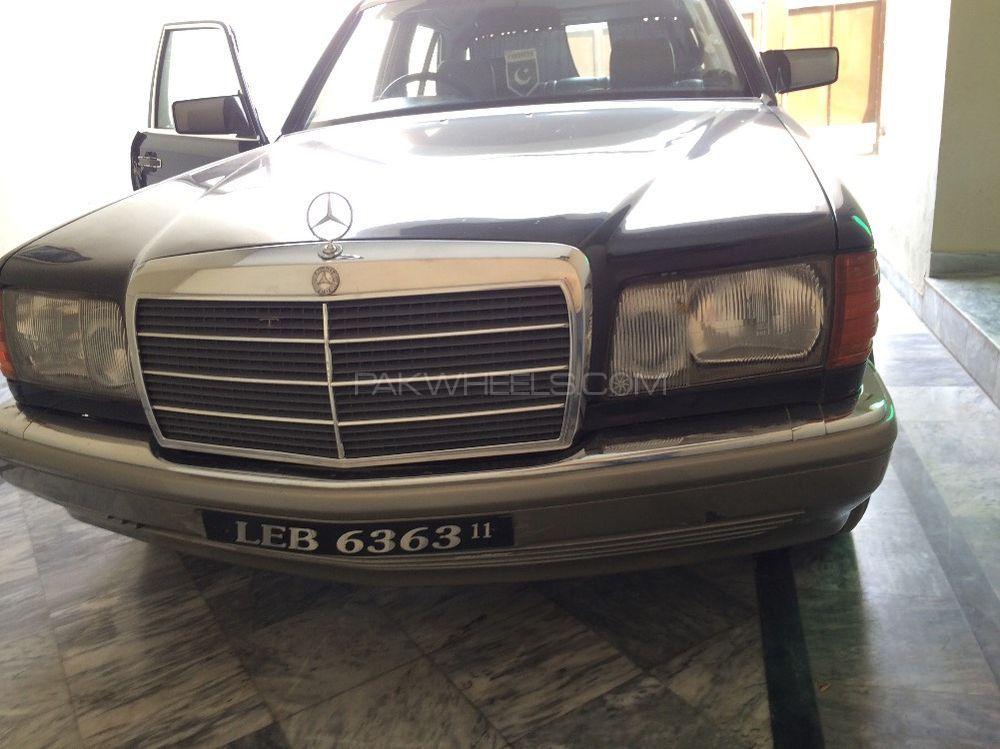 Mercedes Benz S Class - 1987  Image-1