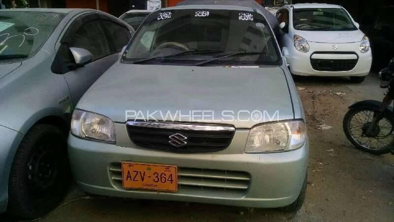 Suzuki Alto - 2000  Image-1