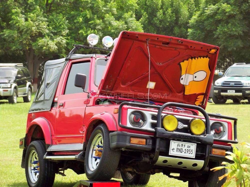 Suzuki Jimny Sierra - 1988  Image-1