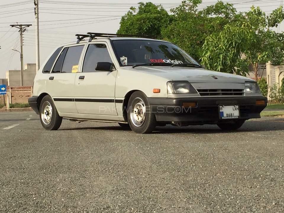 Suzuki Khyber - 1998  Image-1