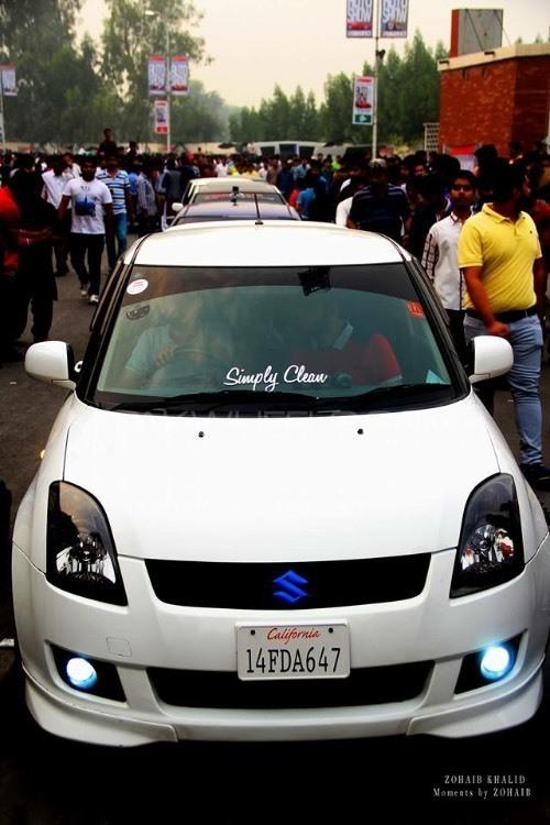 Suzuki Swift - 2014  Image-1