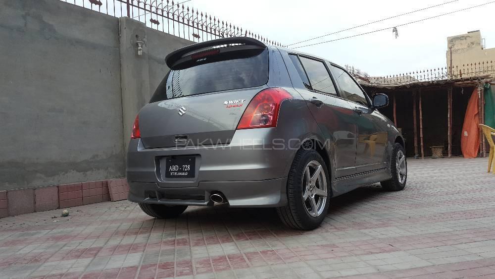 Suzuki Swift - 2017  Image-1