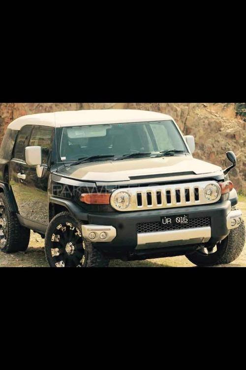 Toyota Fj Cruiser - 2010  Image-1