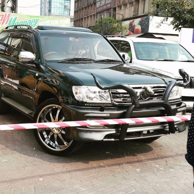 Toyota Land Cruiser - 2006  Image-1