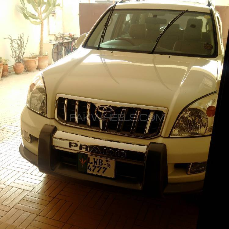 Toyota Prado - 2003  Image-1