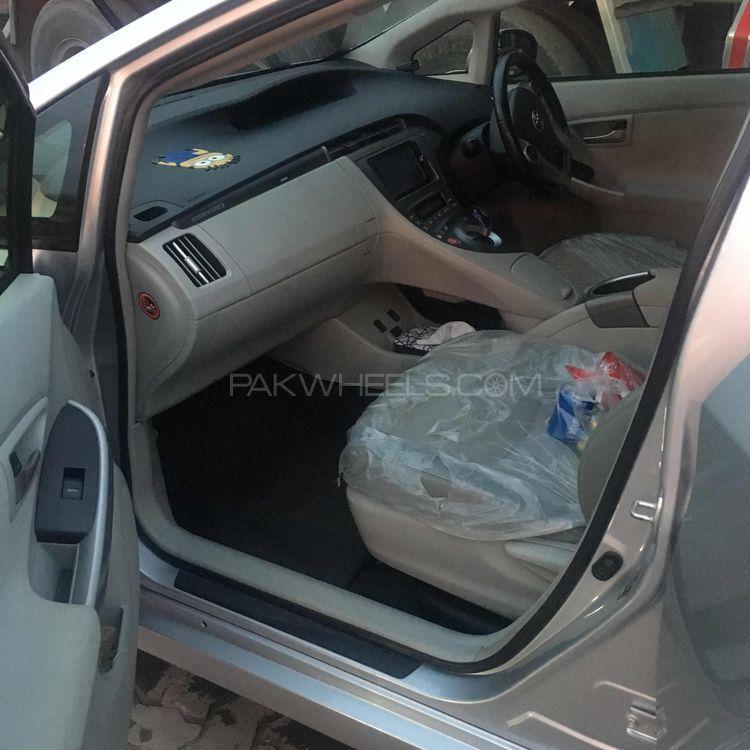 Toyota Prius - 2012 Fazal Image-1