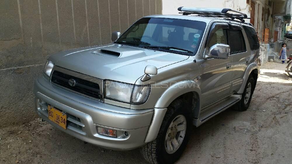 Toyota Surf - 1999 jinnnnn Image-1