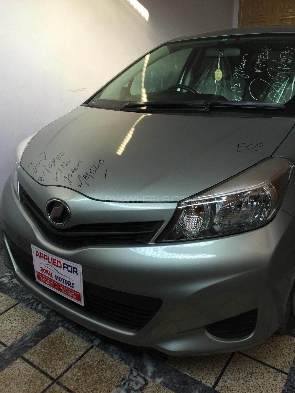 Toyota Vitz - 2012 vitz Image-1