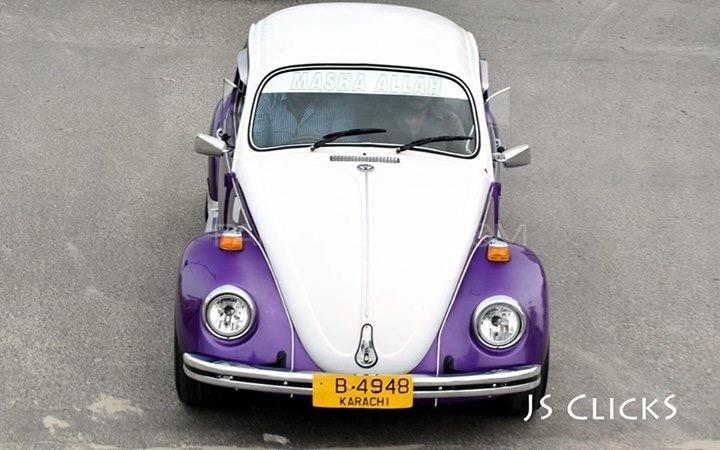 Volkswagen Beetle - 1969  Image-1