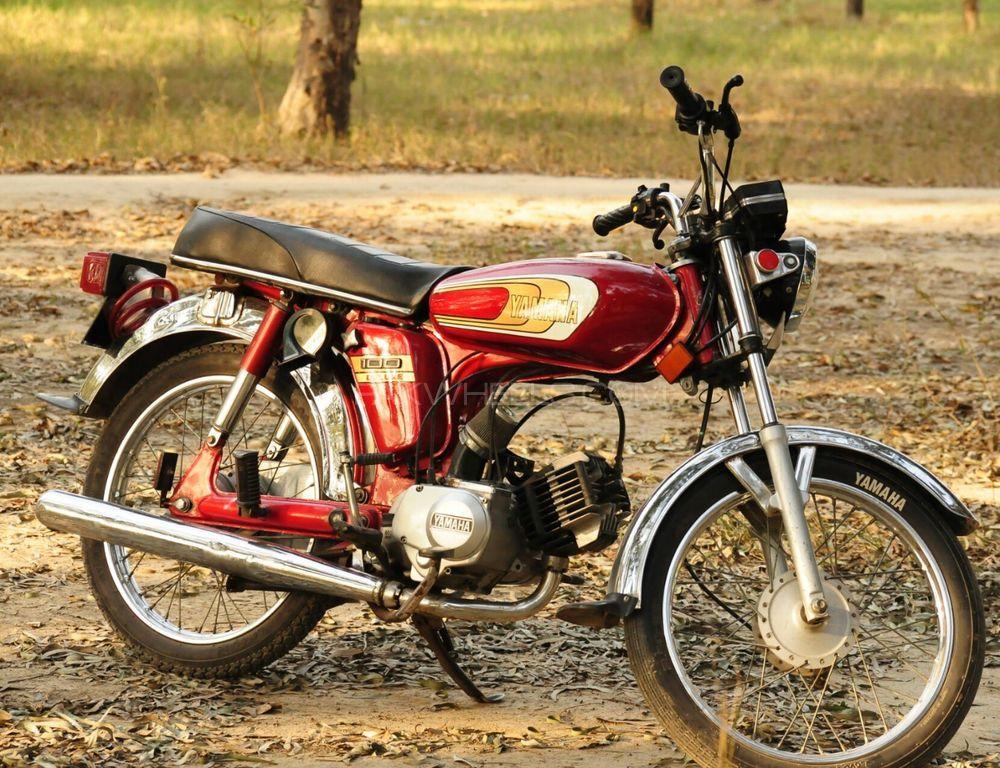 Yamaha Royale YB 100 - 2005  Image-1