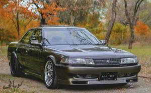 Toyota Mark II - 1989