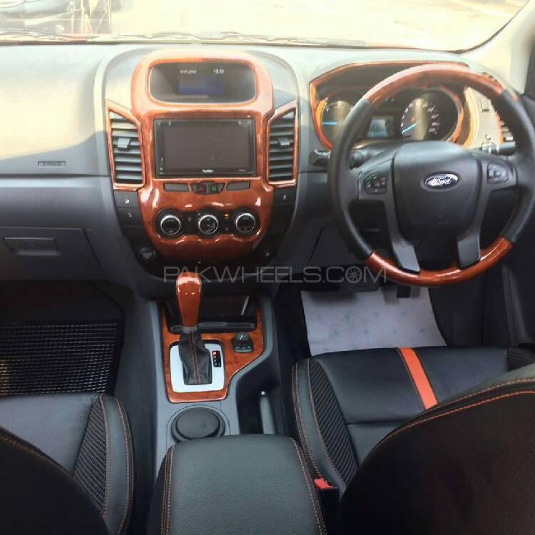 Ford Ranger - 2013  Image-1