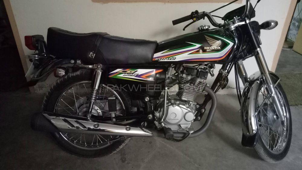 Honda CG 125 - 2016 Honda 125 Image-1