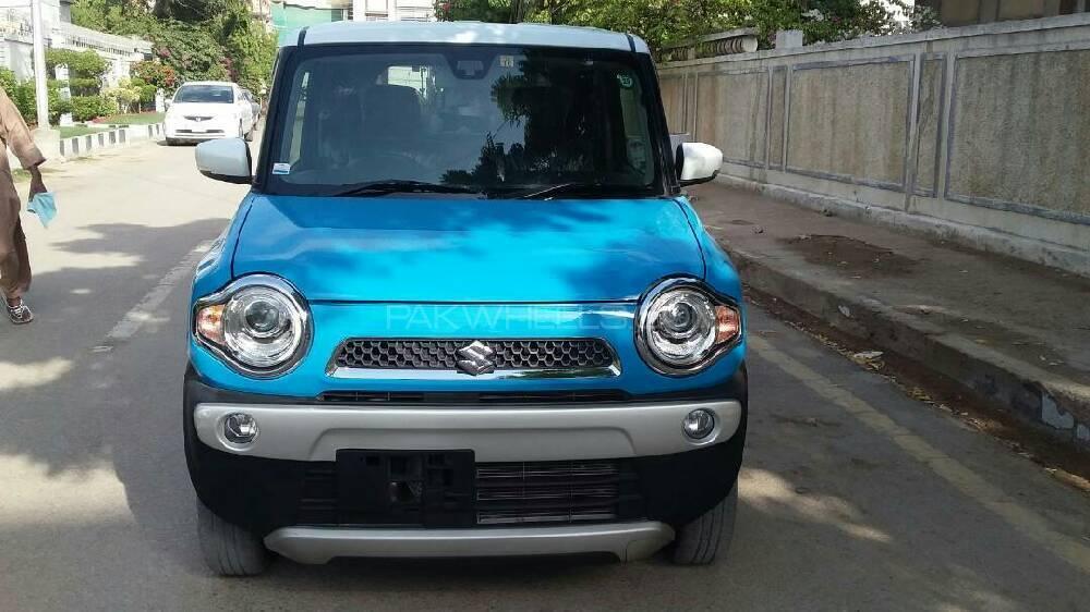 Suzuki Hustler - 2014 HASLTER  Image-1