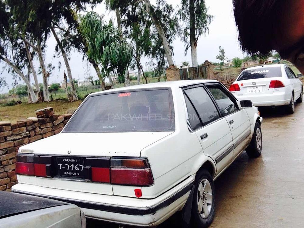 Toyota Corolla - 1986 86ii Image-1
